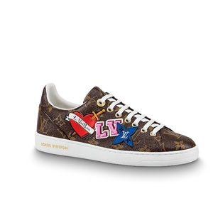 Louis Vuitton Shoes   Lv Black Heart